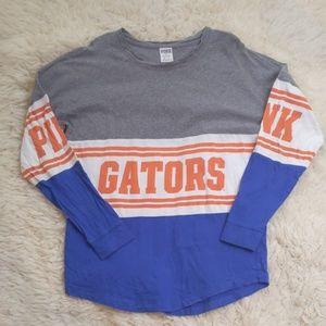 PINK University of Florida Gators Shirt Jersey XS